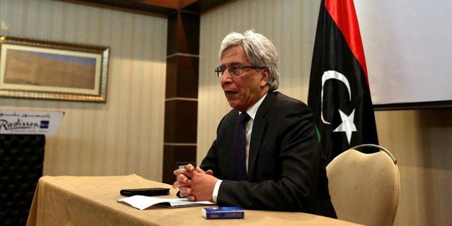 UMH Basın Müsteşarı Hasan el-Huni: Libya konusunda Avrupalılar önce kendilerini suçlamalı
