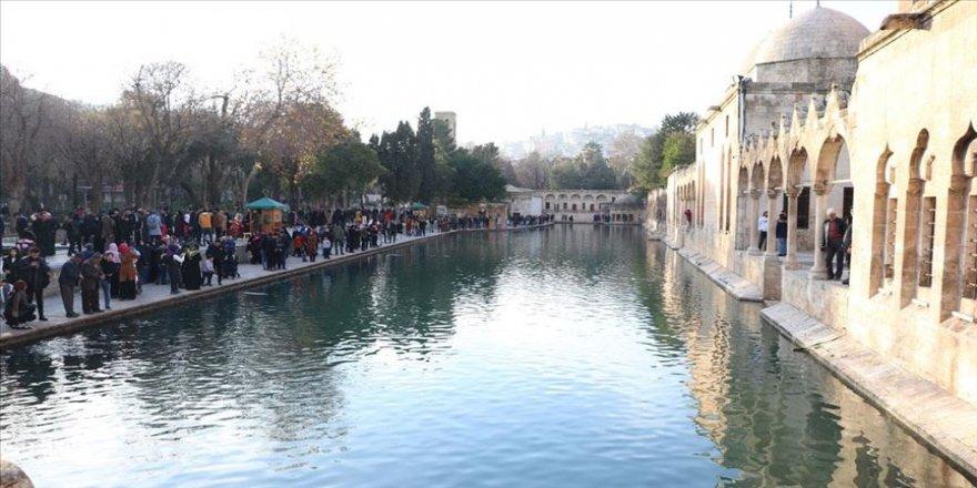 Turizmde altın çağını yaşayan Şanlıurfa bu yıl da gözde şehir olmayı hedefliyor