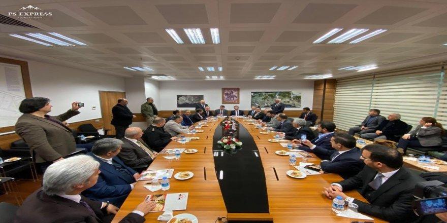 Kardeş Organize Sanayi Bölgesi Protokol İmza Töreni,gerçekleştirildi