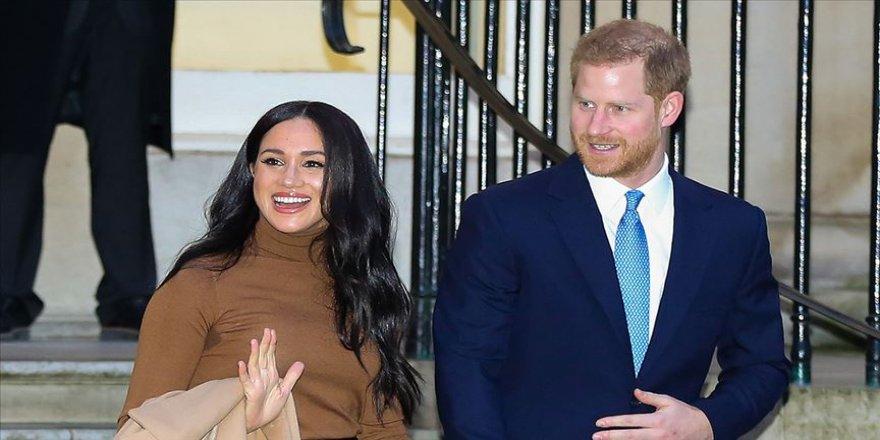 Prens Harry ve eşi Meghan unvanlarını anlaşmayla bırakacak