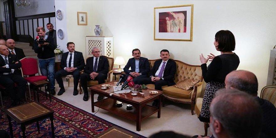 Bakan Pakdemirli:Türkiye'nin harekete geçmeyi bekleyen çok büyük bir potansiyeli var