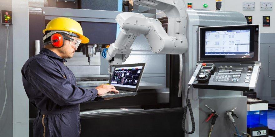 10 gençten sadece biri makine sektöründe çalışmak istiyor
