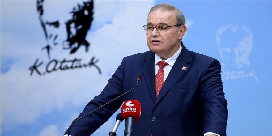 CHP Parti Sözcüsü Öztrak: Berlin Zirvesi'ni olumlu karşılıyoruz