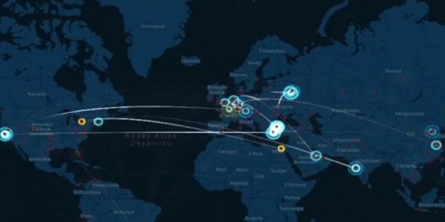 Türkiye yoğun siber saldırı altında: Saldırılar üç ülkeden geliyor