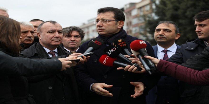 İmamoğlu'ndan Kanal İstanbul Çağrısı ! Herkesi İtiraz Etmeye Davet Ediyorum