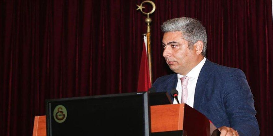 Galatasaray Yönetim Kurulu Üyesi Özgür Savaş Özüdoğru istifa etti