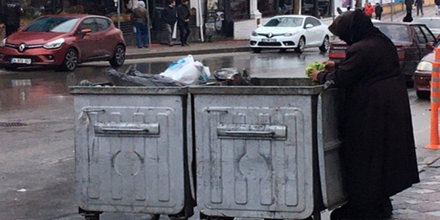 Gebze'de yürekleri sızlatan görüntü
