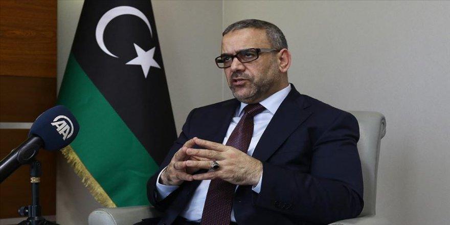 Libya Devlet Yüksek Konseyi Başkanı Mişri: Rusya, Hafter'i ikna edemeyerek zor durumda kaldı