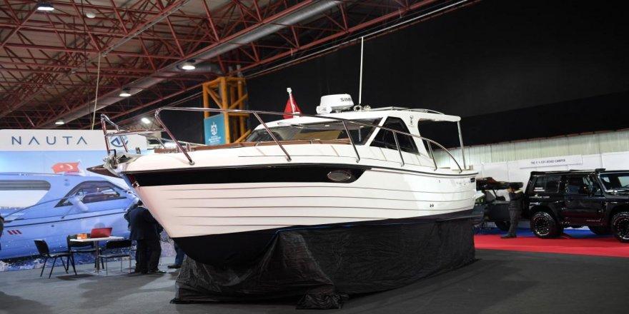 Marmara Boat Show Deniz Araçları ve Ekipmanları Fuarının Açılış Töreni Gerçekleştirildi
