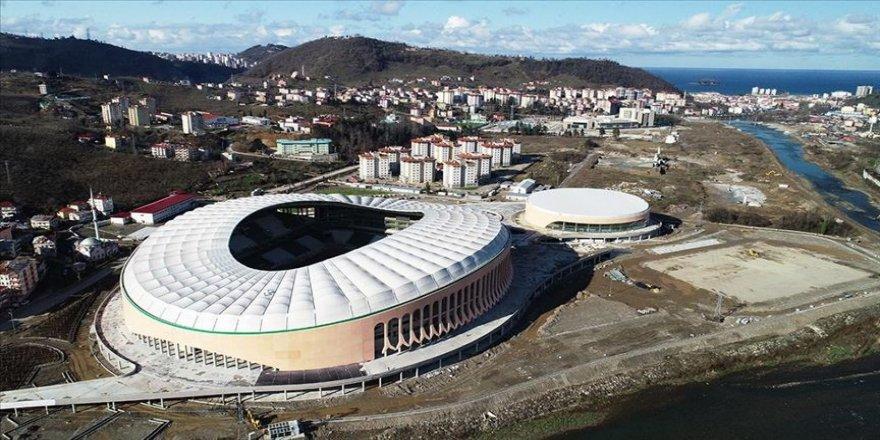Çotanak Stadı gelecek sezon hizmete girecek