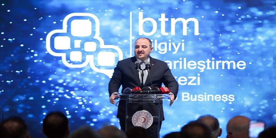 Bakan Varank: Teknoloji tabanlı girişimlerde çok büyük bir potansiyelimiz var