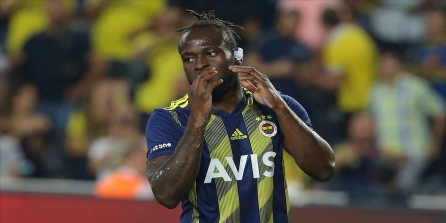 Fenerbahçe'de Moses'ın sözleşmesi feshedildi