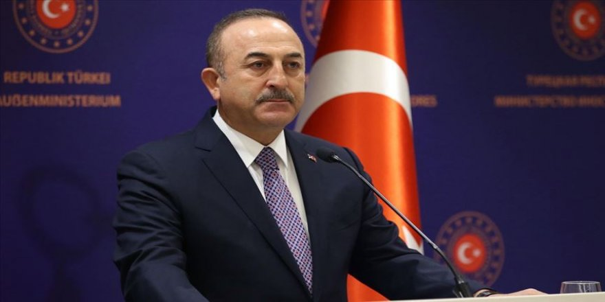 Dışişleri Bakanı Çavuşoğlu: AP'nin yeni döneminde ülkemize karşı tarafsız ve objektif bir tutum sergilemesini bekliyoruz
