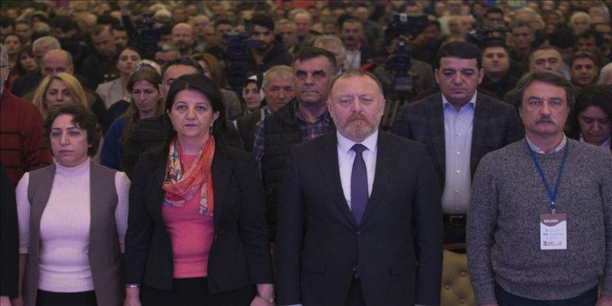 HDP'nin 3. Olağan Büyük Konferansı başladı