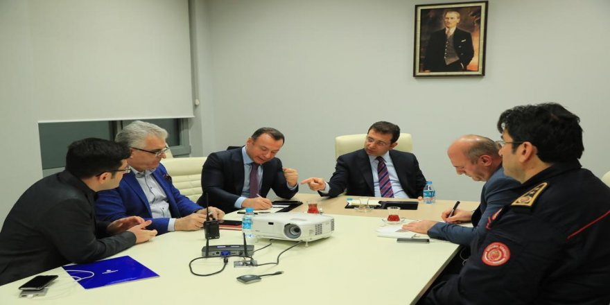 İBB'nin arama kurtarma ekipleri Elazığ'a gidiyor