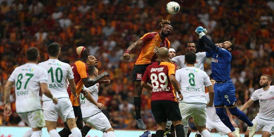 Galatasaray Süper Lig'de yarın Konyaspor'a konuk olacak