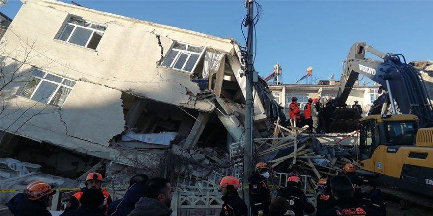 Türkiye Diyanet Vakfı ekipleri depremzedelere yardım için yola çıktı
