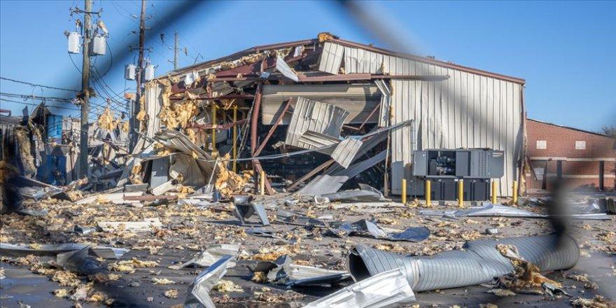 ABD'nin Houston kentindeki patlamada 2 kişi öldü, 20 kişi yaralandı