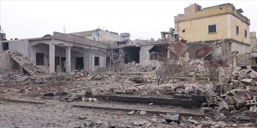 Esed rejimi, Rusya'nın desteğiyle İdlib'de 2 yerleşimi ele geçirdi