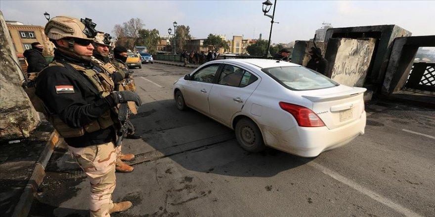 Irak'ta göstericilerin trafiğe kapattığı otoban, meydan ve köprü yeniden açıldı