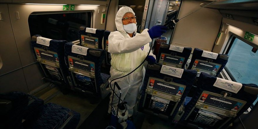 Güney Kore'de üçüncü bir kişide daha yeni tip koronavirüs tespit edildi