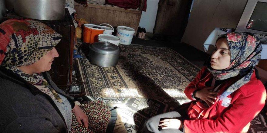 Türk Kızılay'dan depremzedelere psikososyal destek