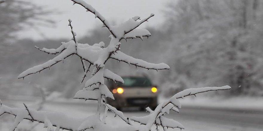 Meteoroloji Doğu Anadolu Bölgesi için buzlanma ve don uyarısında bulundu.