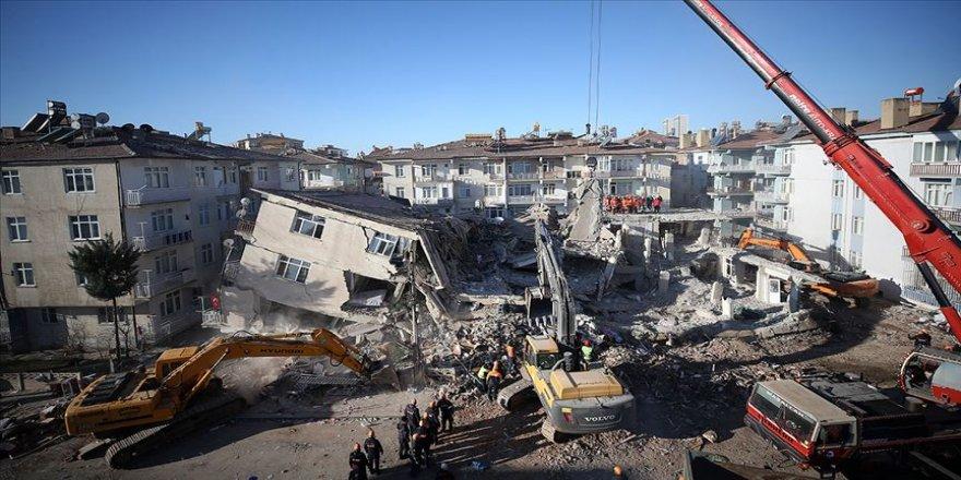 Elazığ'daki depremin üzerinden 3 gün geçti