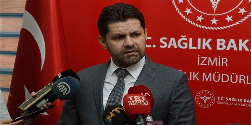 İzmir İl Sağlık Müdürü Öztop'tan Çin'den döndükten sonra rahatsızlanan hastayla ilgili açıklama