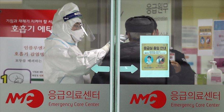 Güney Kore'de Çin'den dönen 92 asker koronavirüs şüphesiyle karantinaya alındı