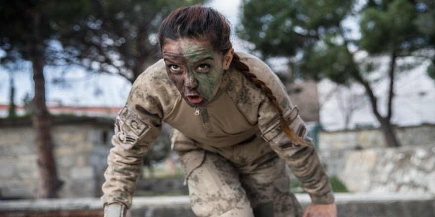 Terörle mücadeleye 'kadın komando astsubaylar' yetiştiriyorlar