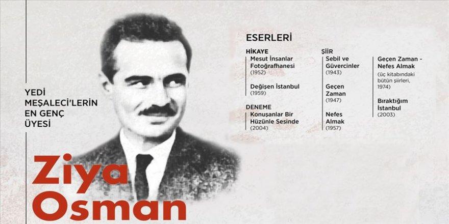 Yedi Meşaleci'lerin en genç üyesi: Ziya Osman Saba