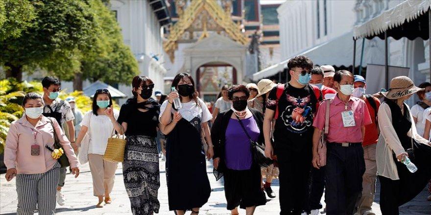 Tayland'da yeni tip koronavirüs görülen kişi sayısı 14'e çıktı