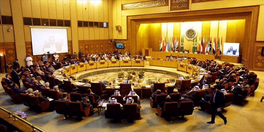 Filistin 'ABD'nin sözde barış planını' görüşmek için Arap Birliği'ni olağanüstü toplantıya çağırdı