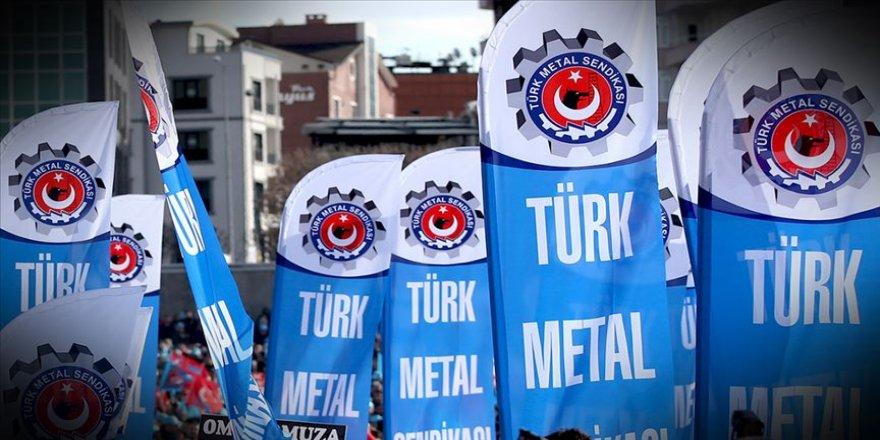 Türk Metal Sendikası ile MESS Grup toplu iş sözleşmesinde uzlaştı