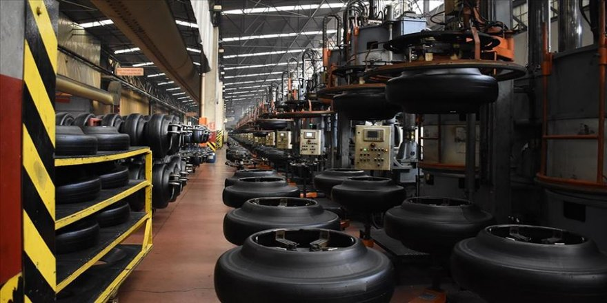 Kırşehir'den dünyanın 110'dan fazla ülkesine lastik ihracatı