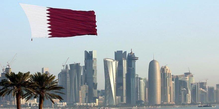 Katar, Filistin meselesinin çözümü için çaba göstermeye hazır