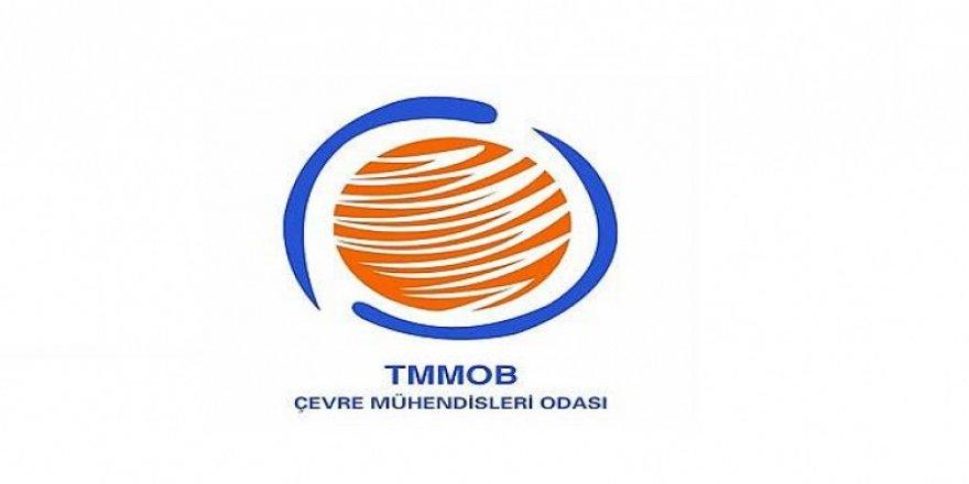 TMMOB Çevre Mühendisleri Odası  4. Olağan Genel Kurulu için toplanacak