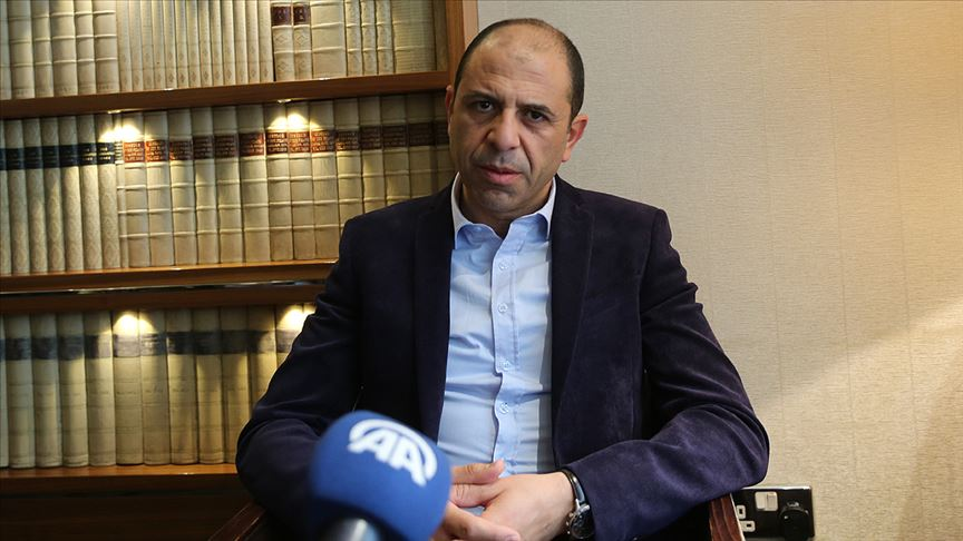 KKTC Başbakan Yardımcısı Özersay cumhurbaşkanlığı adaylığını değerlendirdi
