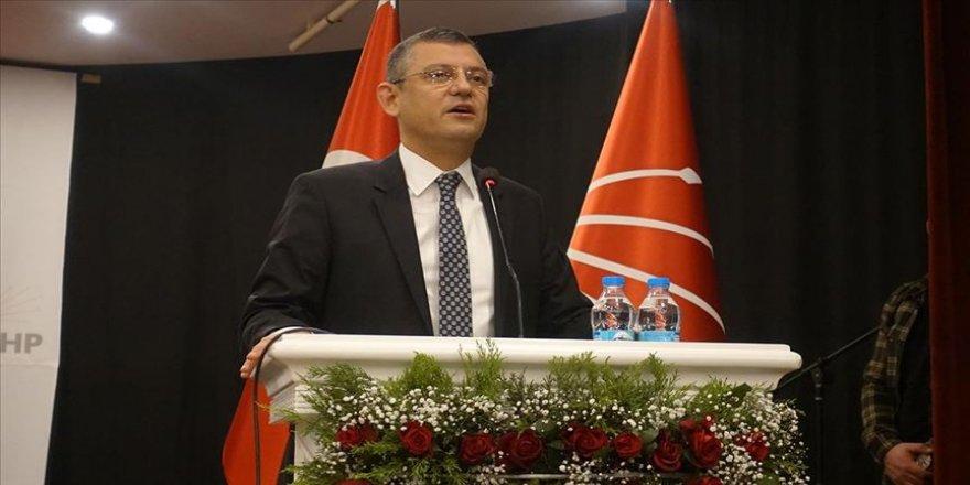 CHP Grup Başkanvekili Özel'den İmamoğlu'nun Erzurum tatili açıklaması