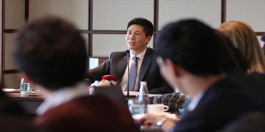 Çin'in İstanbul Başkonsolosu Cui: Koronavirüse karşı etkin ilaçları geliştirmeye çalışıyoruz