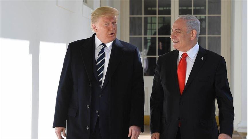 Trump'ın sözde barış planı toplantısına katılan Körfez ülkelerinin özrü kabahatinden büyük