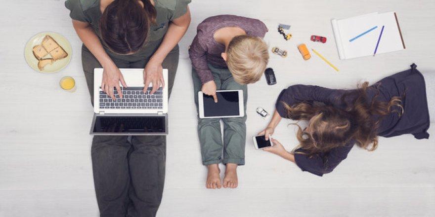 Çocukları İnternet Bağımlılığından Korumanın 12 Yolu