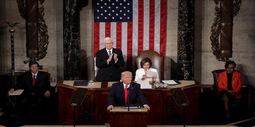Trump seçimden önceki son 'Birliğin Durumu' konuşmasını yaptı