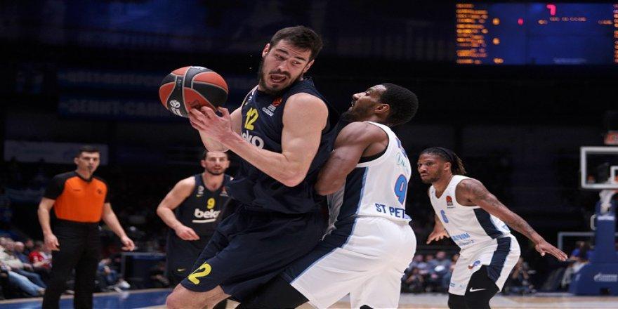 Fenerbahçe Beko THY Avrupa Ligi'nde play-off potasına girdi