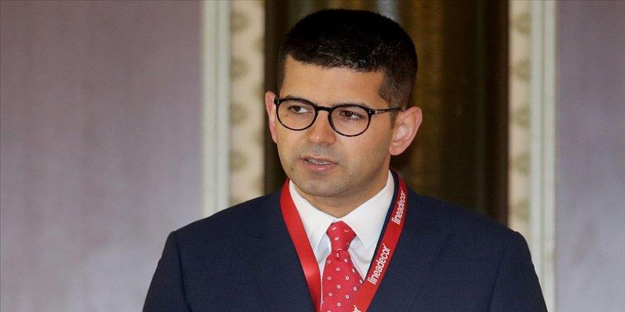 Yatırım Ofisi Başkanlığına Ahmet Burak Dağlıoğlu atandı
