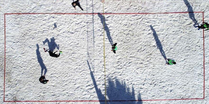 Erciyes 2020 Kar Voleybolu Dünya Turu'na ev sahipliği yapacak