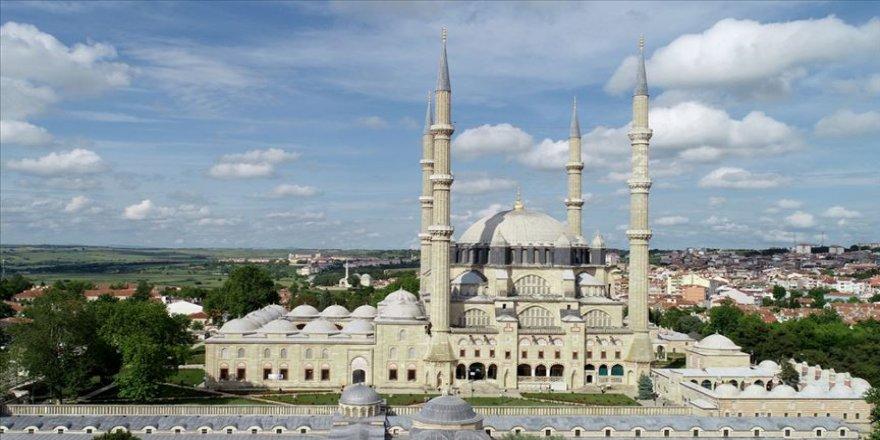 Selimiye Camisi'nin büyük depreme dayanıklı olduğu belirlendi
