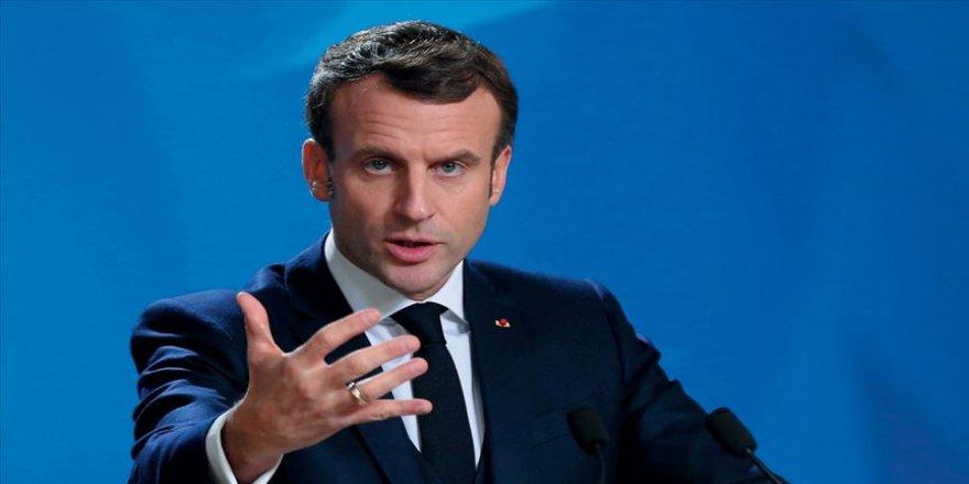 Macron, Hafter'i Fransa'ya davet etti