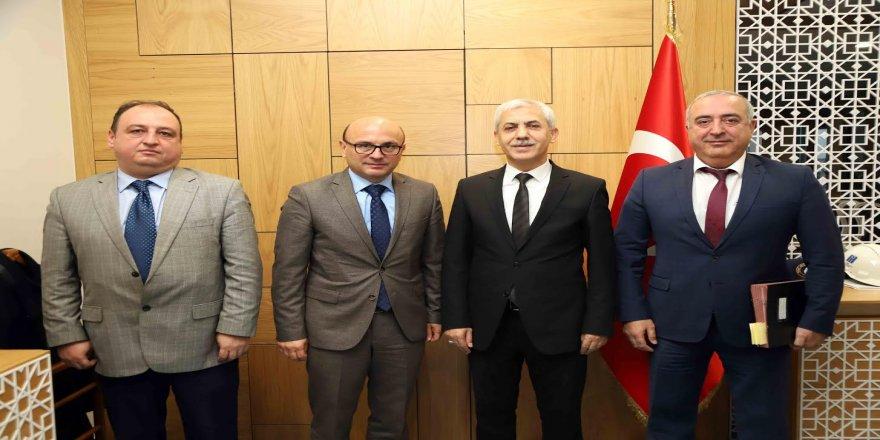 İSU,analiz için işbirliği protokolü imzaladı